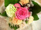 Immagine speciale Bellissimo bouquet con rose per una persona speciale